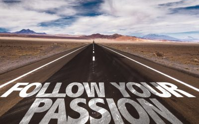 Stop Trying To Find Your Passion In Life