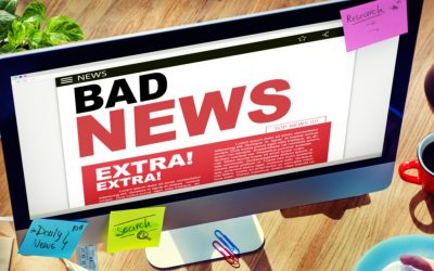 Is negative news depleting your positivity