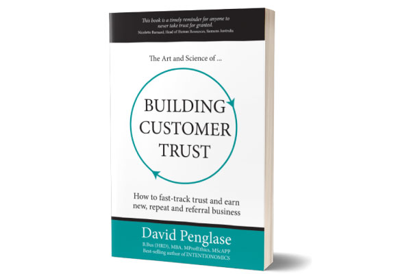 The Art and Science of Building Customer Trust - David Penglase