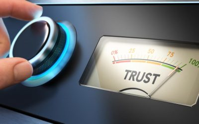 Beyond Disruption or Digitization, Trust is Now a Top Priority